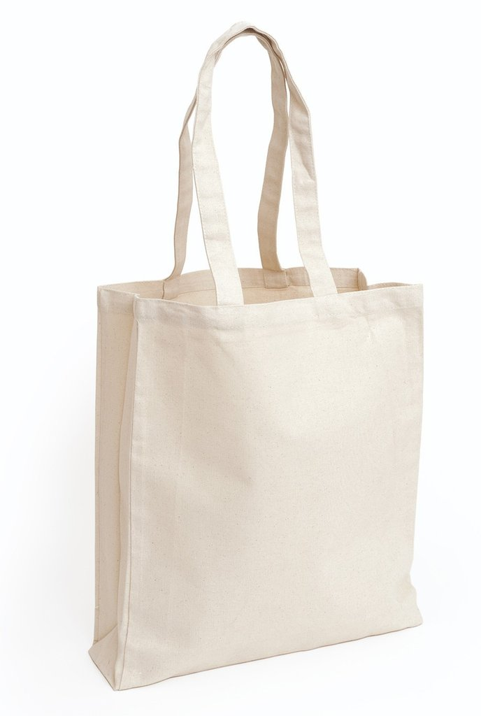 Cotton Canvas Bags 1