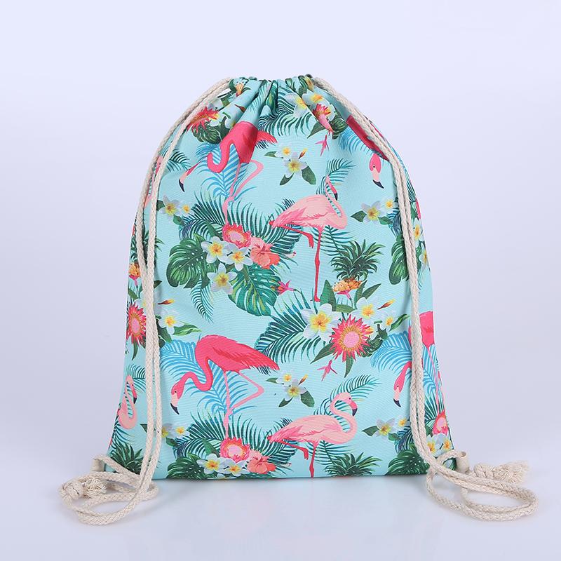Sublimation print cotton bag (2)