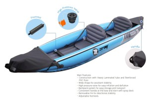 Roatan Kayak Inflatable Stand-Up Paddle Boards and Kayaks