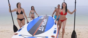 S17 Inflatable Stand-Up Paddle Boards and Kayaks