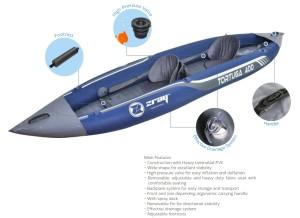 Tortuga Kayak Inflatable Stand-Up Paddle Boards and Kayaks