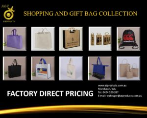 Shopping and Gift Bag Collection replacing banned bags